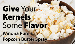 Winona Pure Popcorn Butter Oil