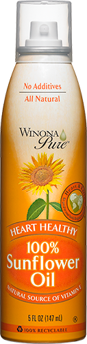 About Winona Pure Natural Cooking Oil Spray Products